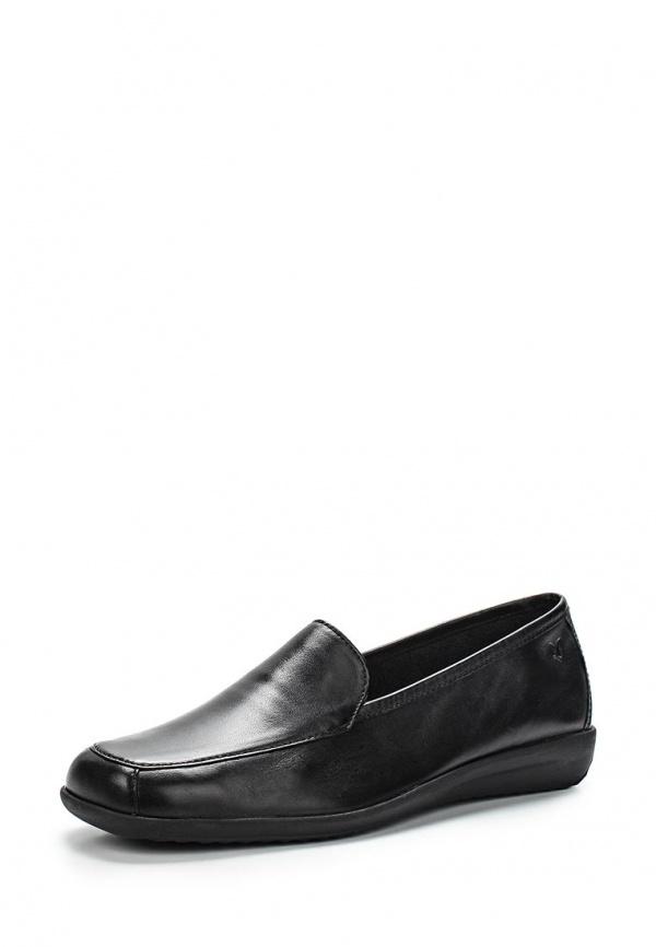 Туфли Caprice 9-9-24664-24-001 чёрные
