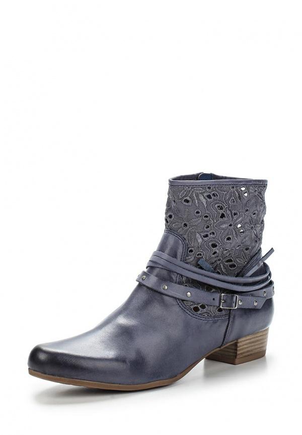Полусапоги Caprice 9-9-25301-24-805 синие
