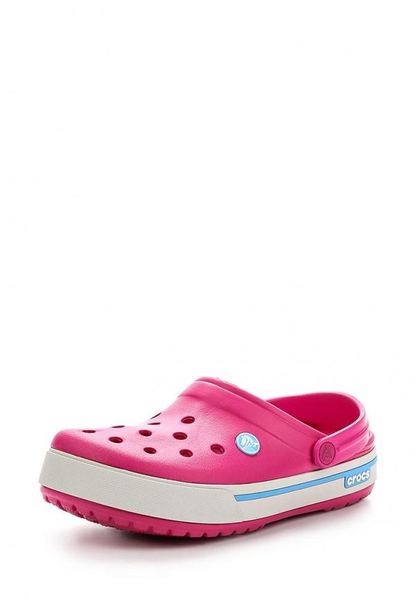 Сабо Crocs 12836-6EF фуксия