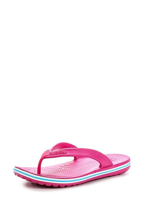 Сланцы Crocs 15690-6GF розовые