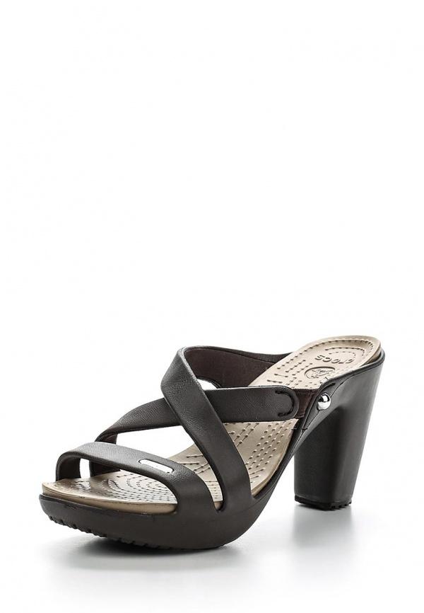 Сабо Crocs 14558-23D серые