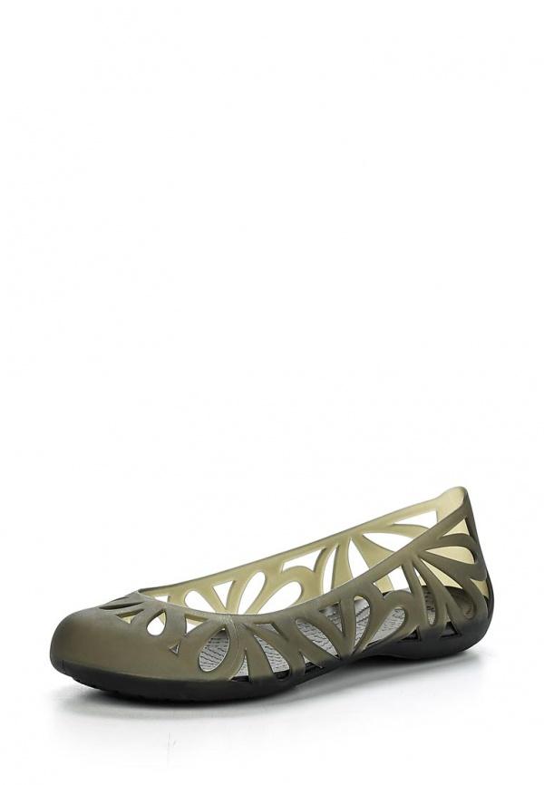 Балетки Crocs 14936-060 чёрные