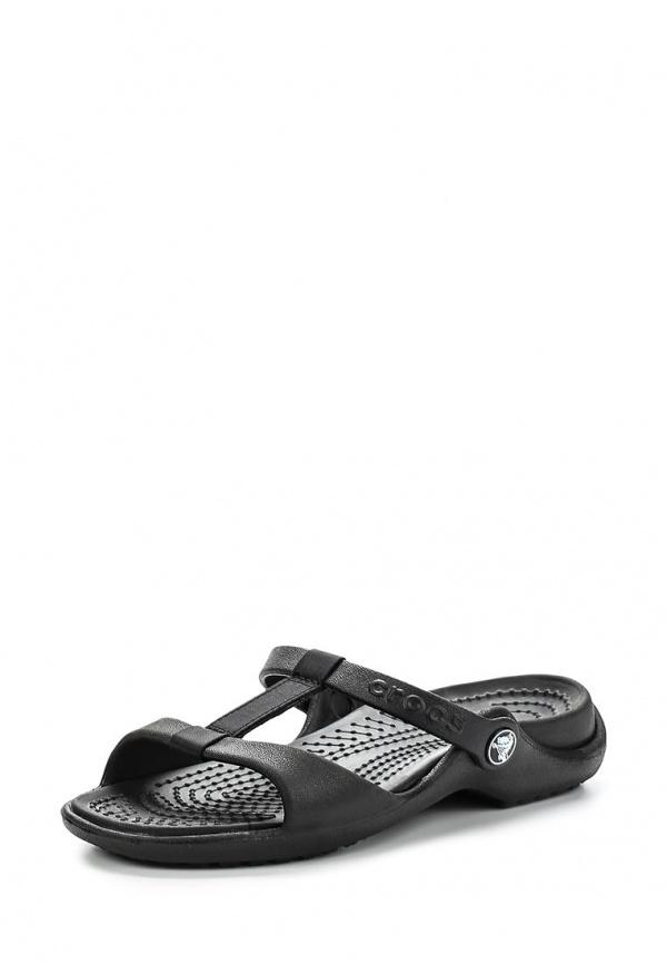 Сланцы Crocs 11216-060 чёрные