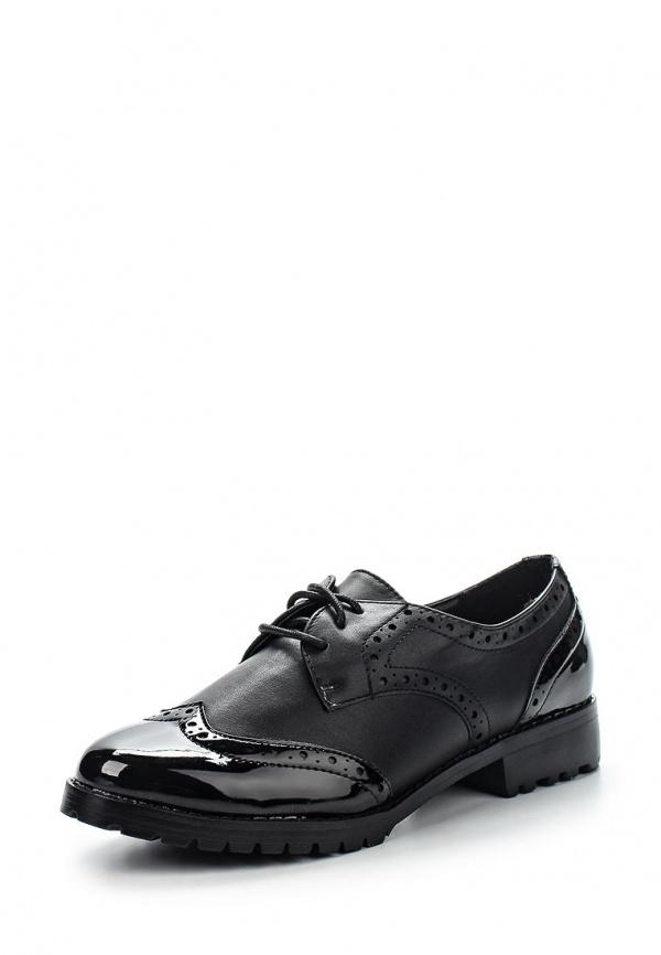 Ботинки Concept Club 8210016 чёрные