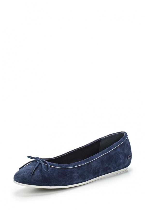 Балетки Lacoste SRW0124120 синие