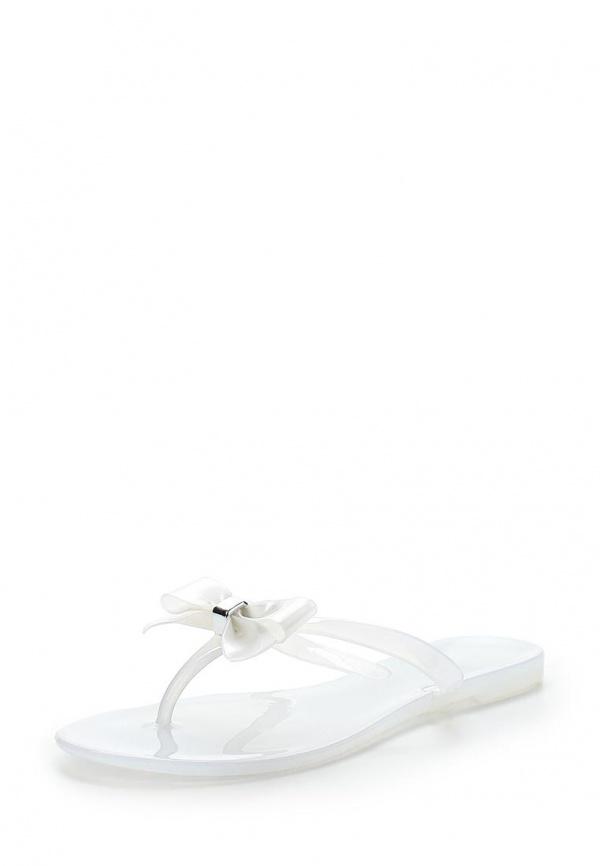Сланцы Mon Ami S-5285 белые