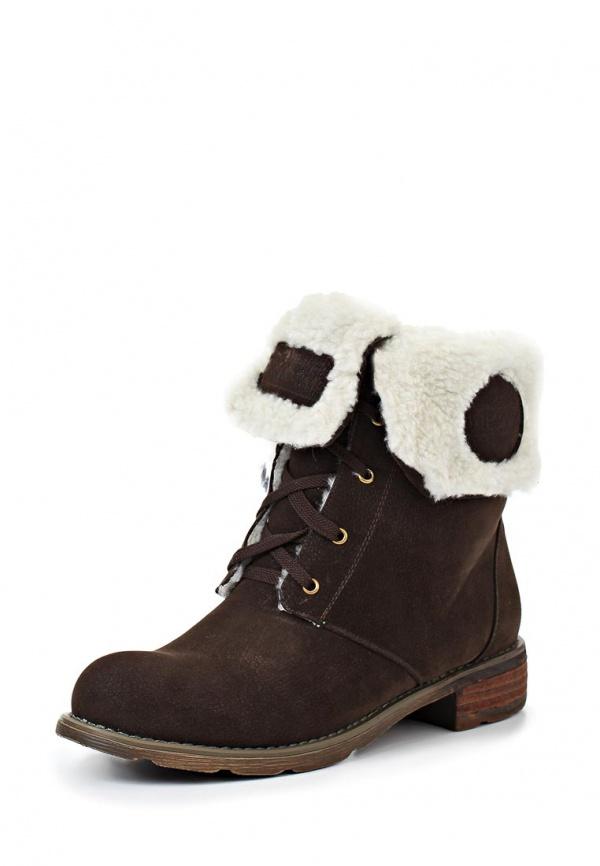 Ботинки Wilmar 33-TX-01 K коричневые
