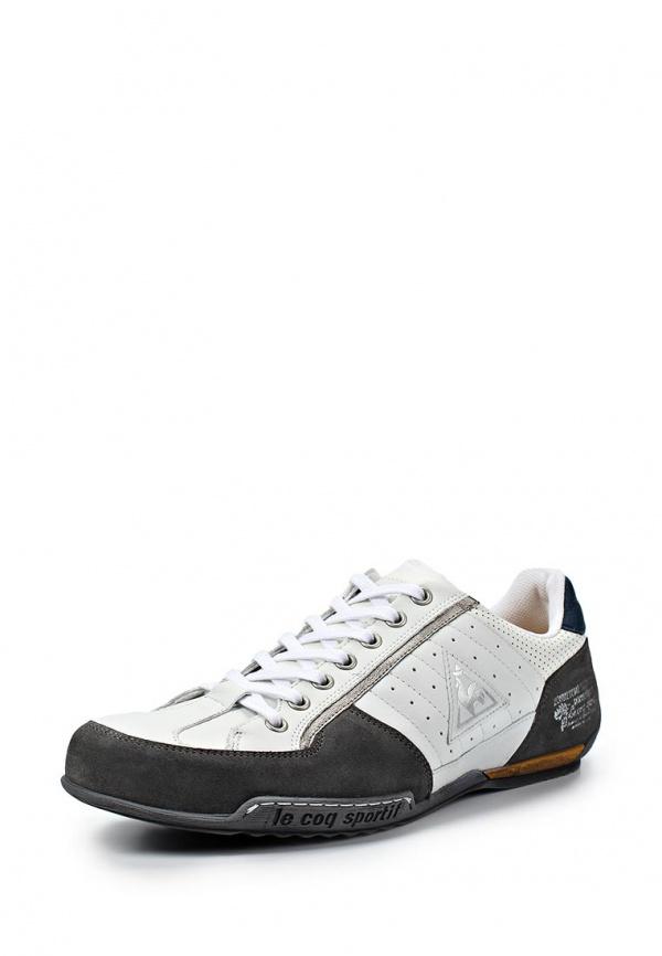 Кроссовки Le Coq Sportif 1320854 белые, серые