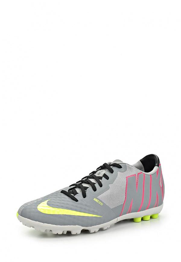 Шиповки Nike 580447-067 серые