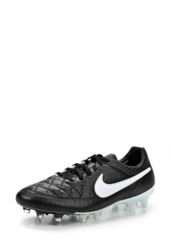 Бутсы Nike 631518-010 чёрные