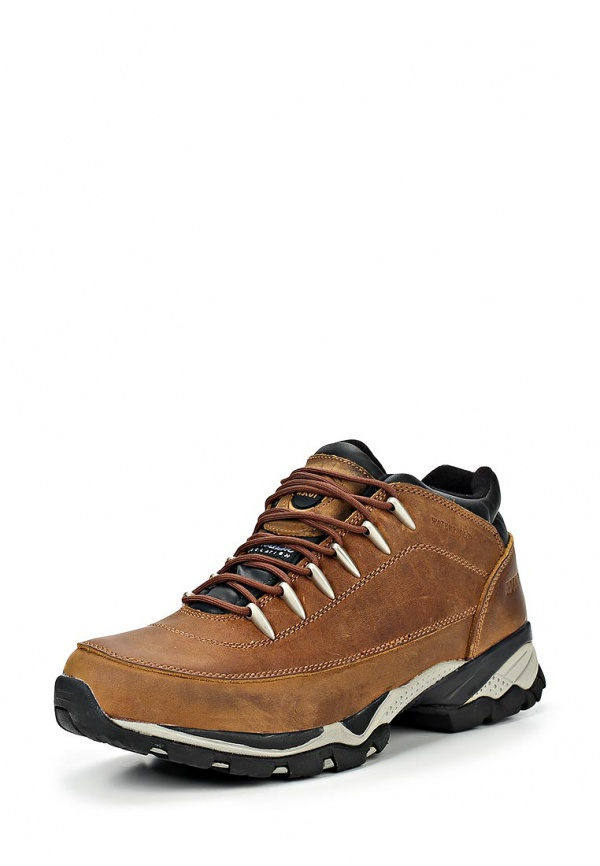 Ботинки трекинговые Ascot T879-02 ATACAMA коричневые