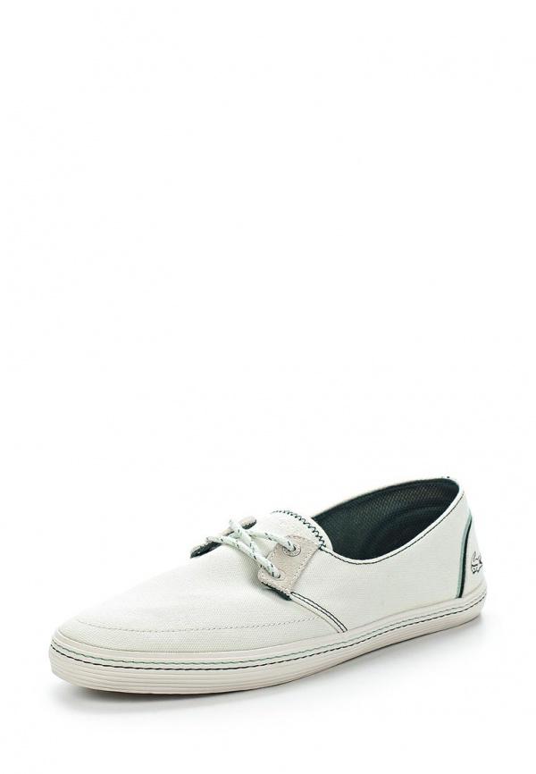 Кеды Lacoste SRM2133098 белые