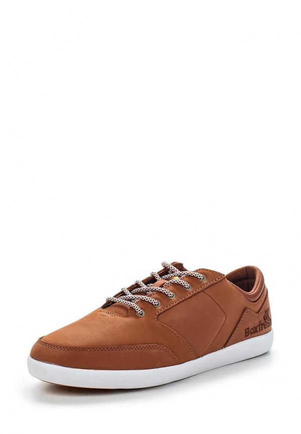 Кеды Boxfresh E-13797 коричневые