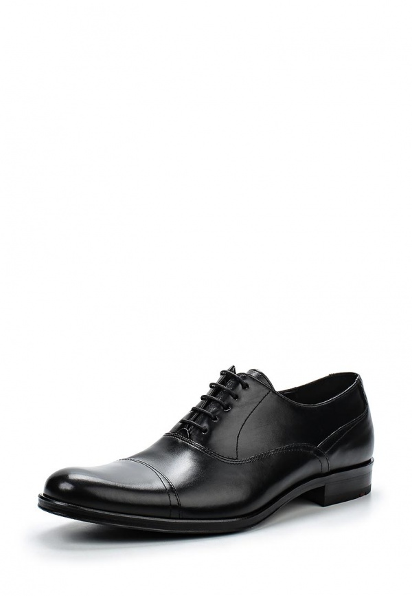 Туфли Lloyd 15-131-00 чёрные