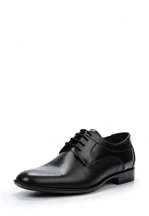 Туфли Lloyd 14-050-10 чёрные