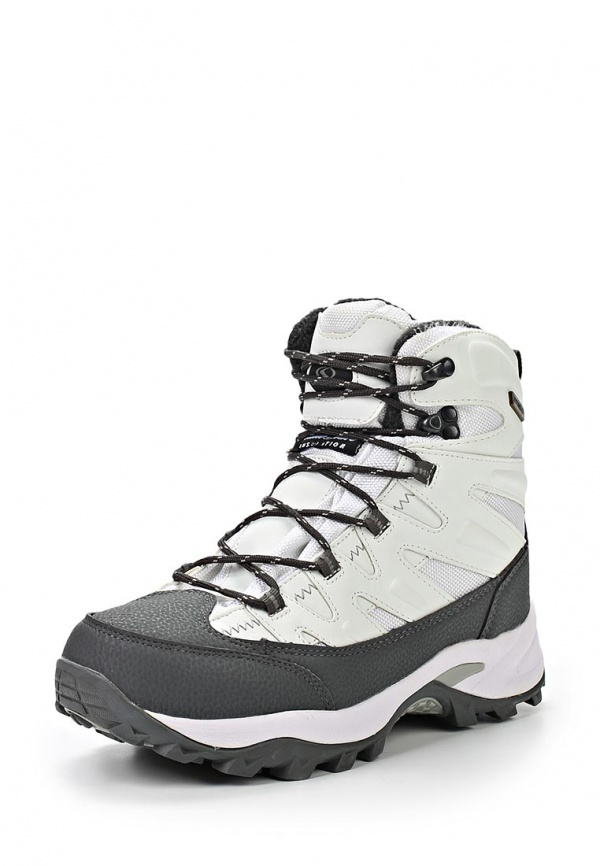 Ботинки трекинговые Catmandoo 742403 белые