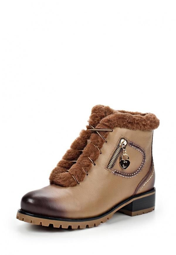 Ботинки Tacco 6-2724-501K-9B бежевые