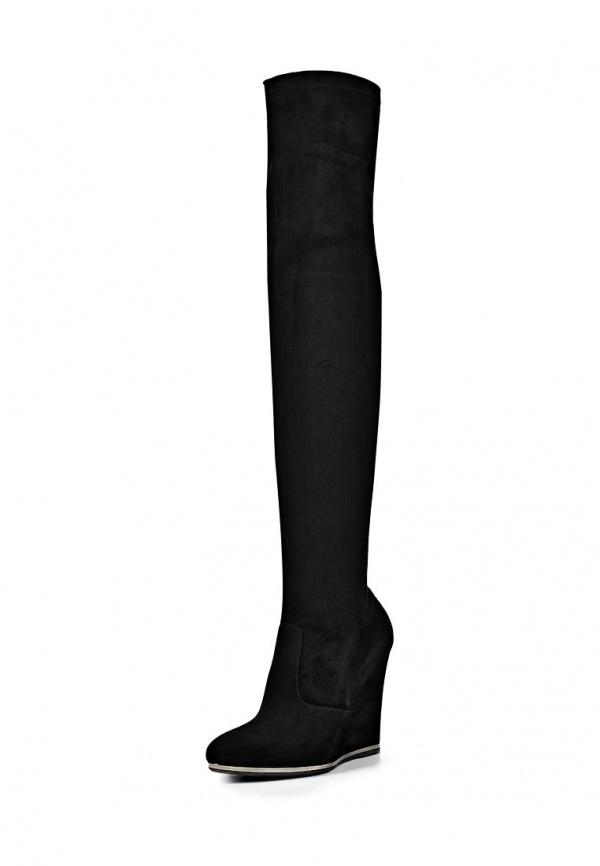 Ботфорты Le Silla E74040J200D03001 чёрные