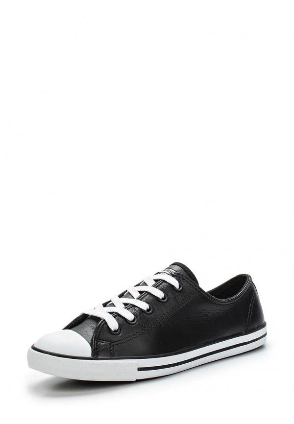 Кеды Converse 537107SS15 чёрные