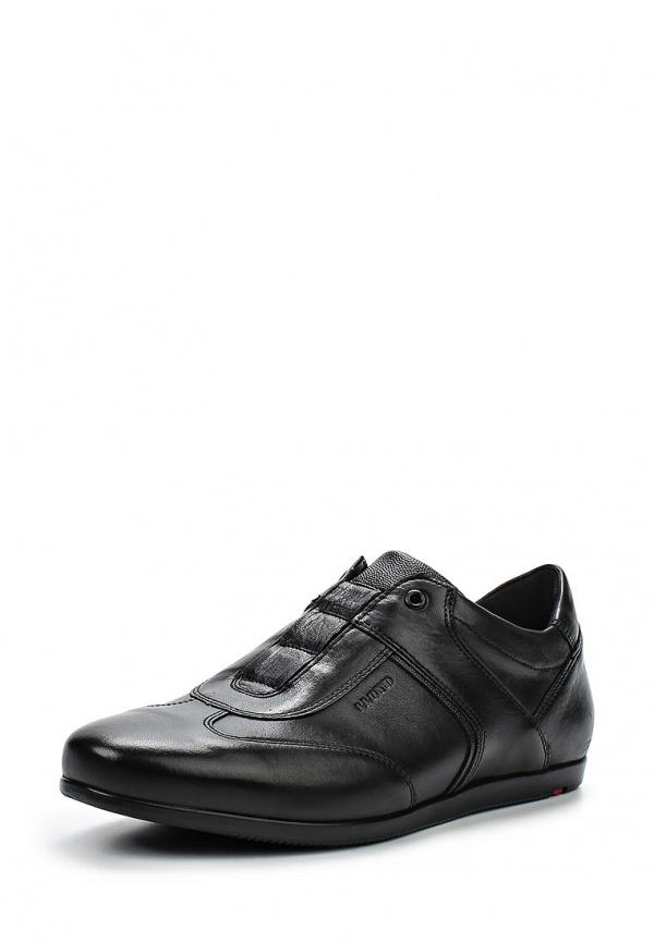 Кроссовки Lloyd 15-025-10 чёрные