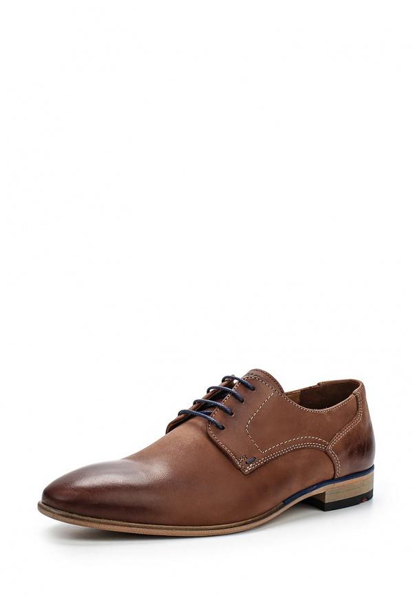 Туфли Lloyd 15-040-04 коричневые