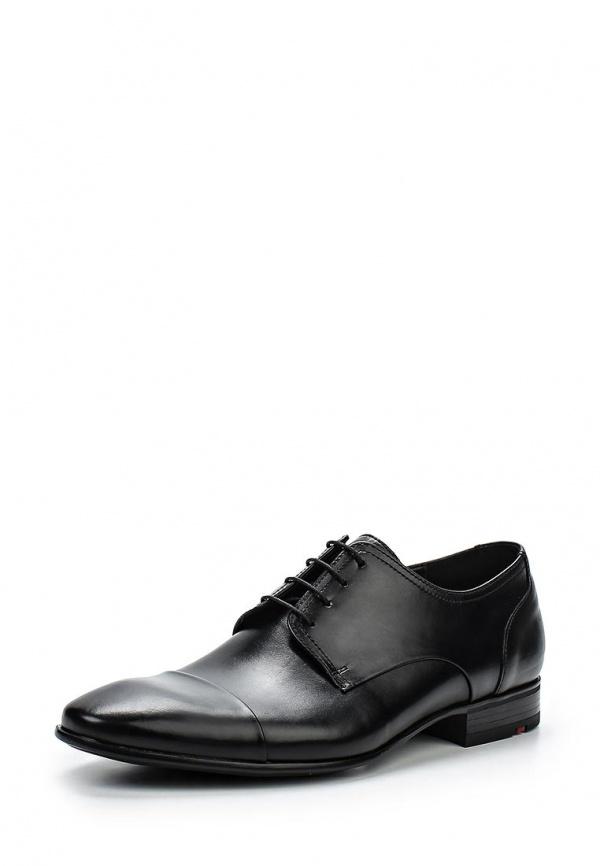 Туфли Lloyd 15-161-00 чёрные
