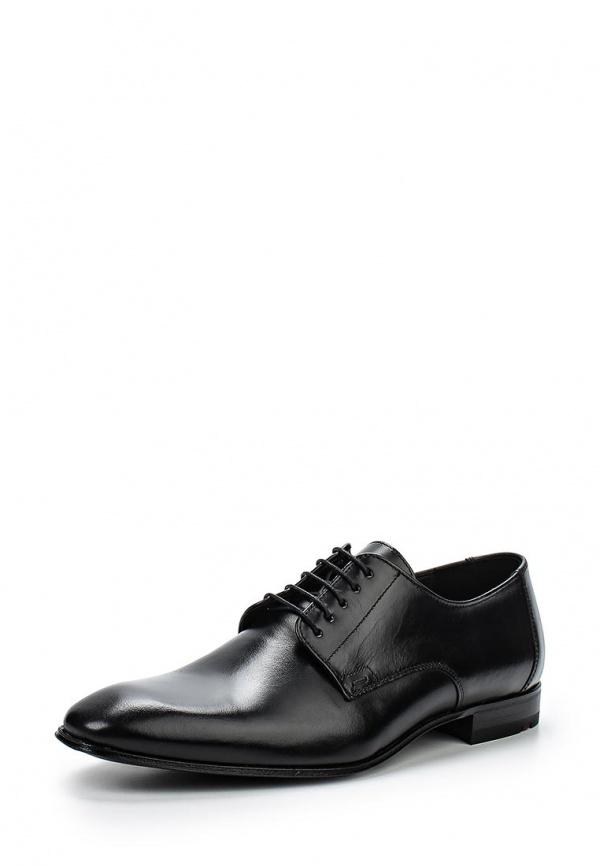 Туфли Lloyd 15-157-00 чёрные