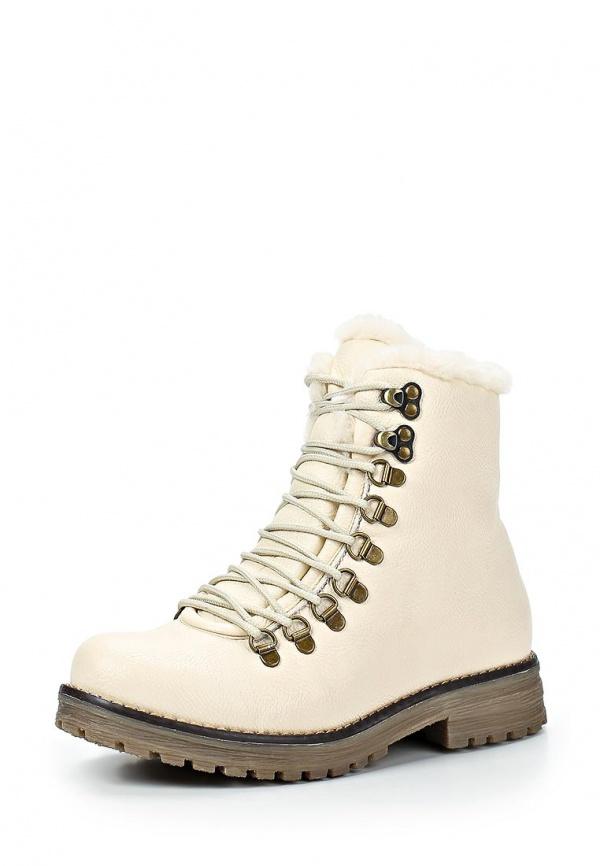 Ботинки Keddo 808137/15-02W бежевые