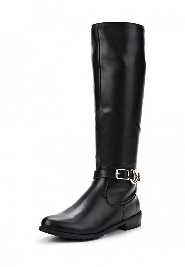 Сапоги Elche YQ-W454041X чёрные