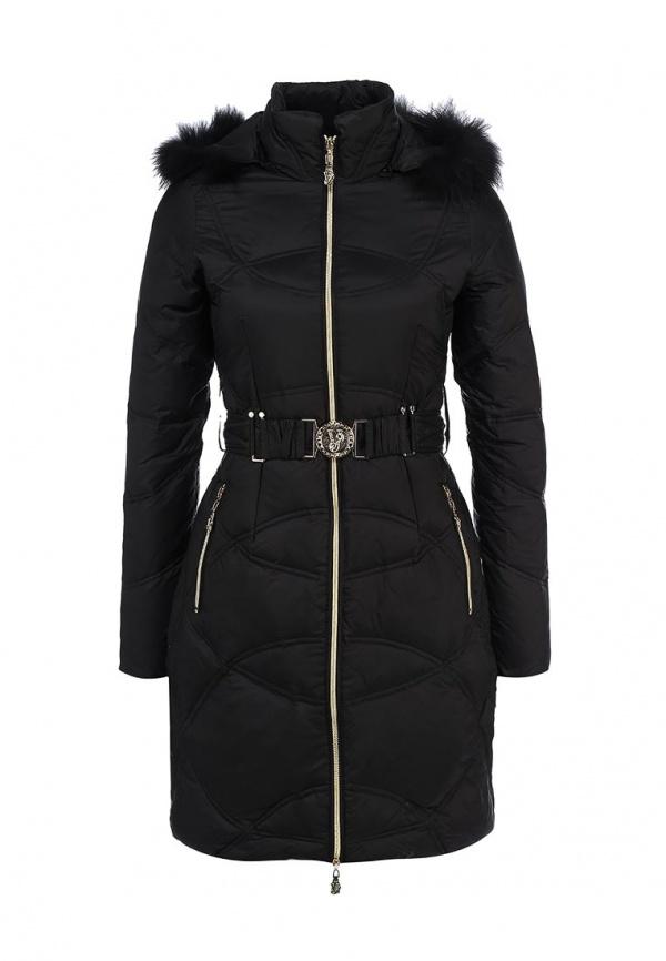 Пуховик Versace Jeans E5HIB985 чёрные