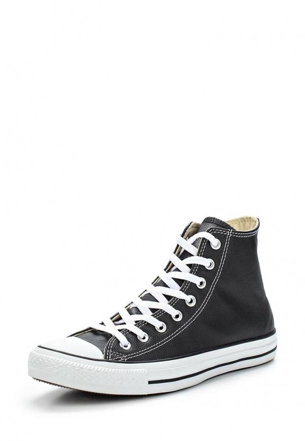 Кеды Converse 1S581SS15 белые, чёрные