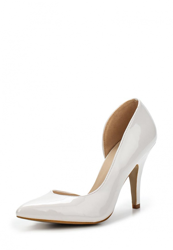 Туфли Coco Perla 294 белые