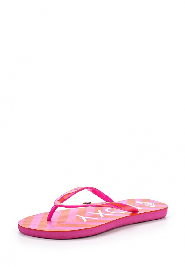 Сланцы Roxy ARJL100129 оранжевые, розовые