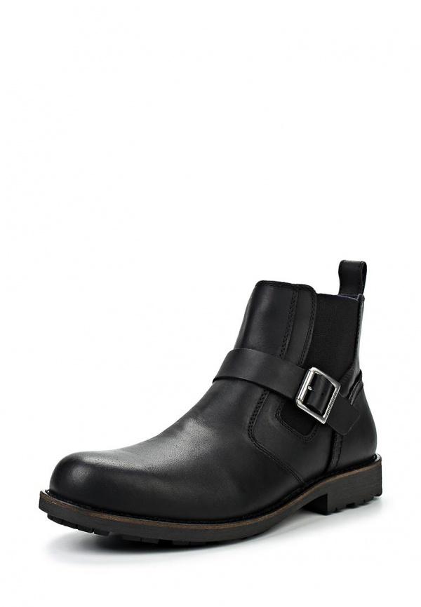 Ботинки Tommy Hilfiger FM56817833 чёрные