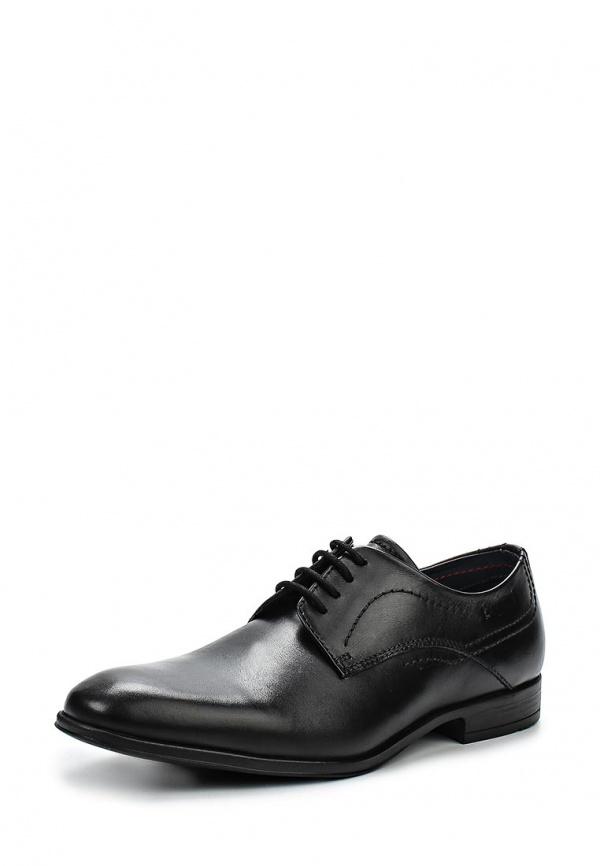 Туфли Bugatti U7302-1 чёрные