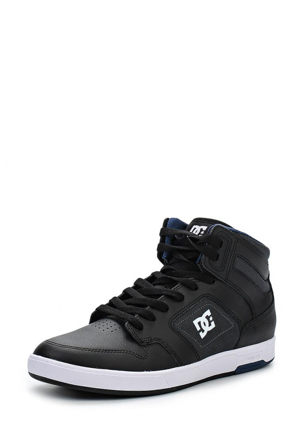 Кеды DC Shoes 320361 чёрные