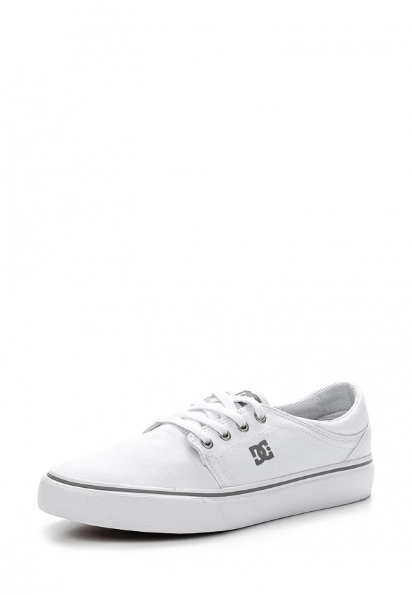 Кеды DC Shoes ADYS300126 белые