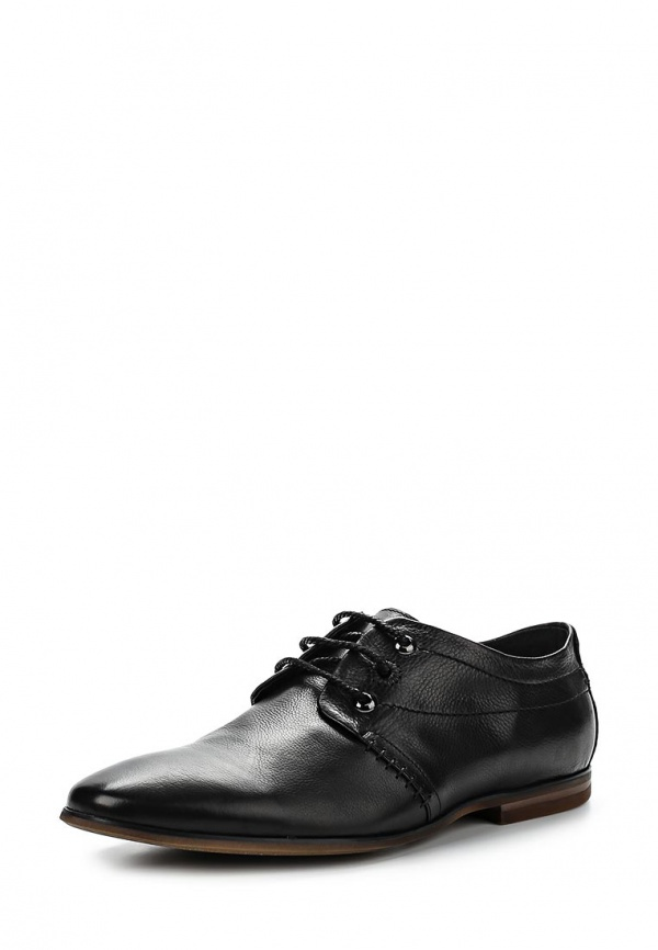 Туфли Dino Ricci 104-198-05 чёрные