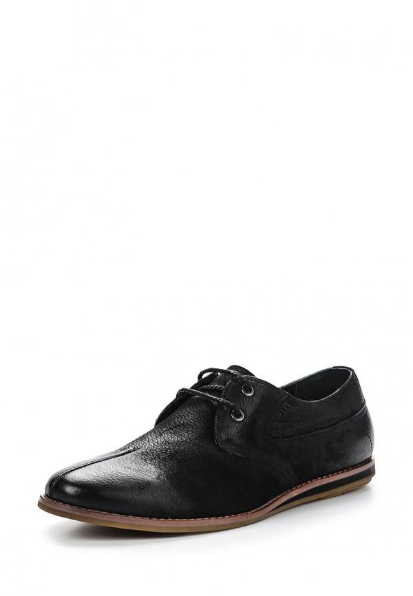 Туфли Dino Ricci 104-192-08 чёрные