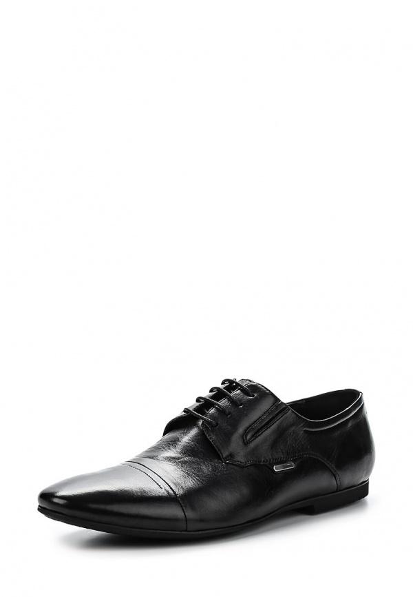 Туфли Dino Ricci 102-53-104 чёрные