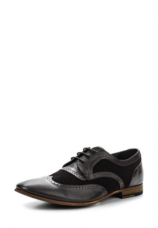 Туфли Dino Ricci 110-17-02 коричневые