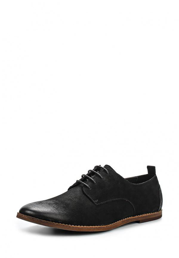 Туфли Dino Ricci 110-21-08 чёрные