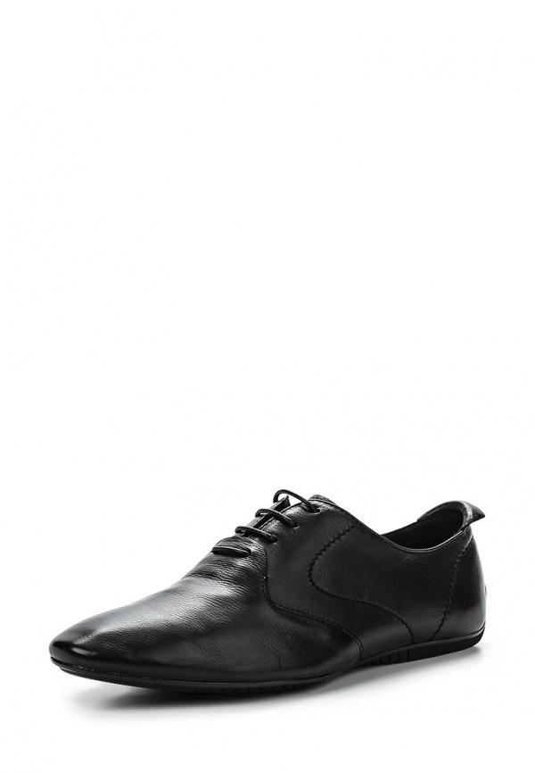 Туфли Dino Ricci 109-87-01 чёрные