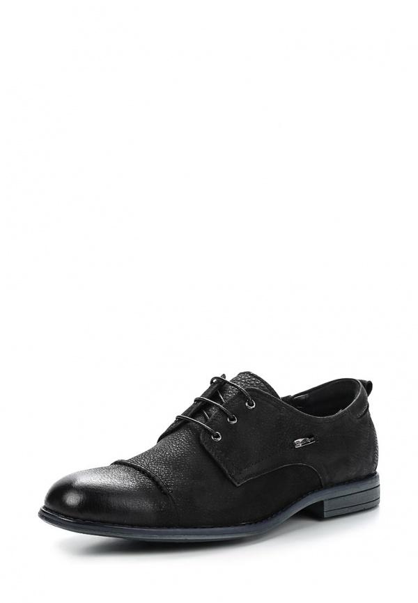 Туфли Dino Ricci 105-167-12 чёрные