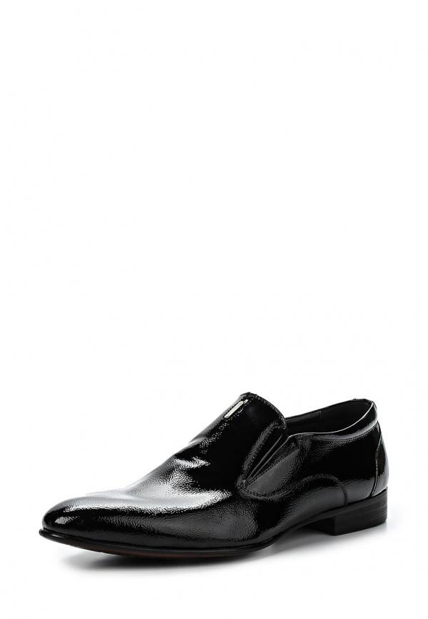 Туфли Dino Ricci 102-74-117 чёрные