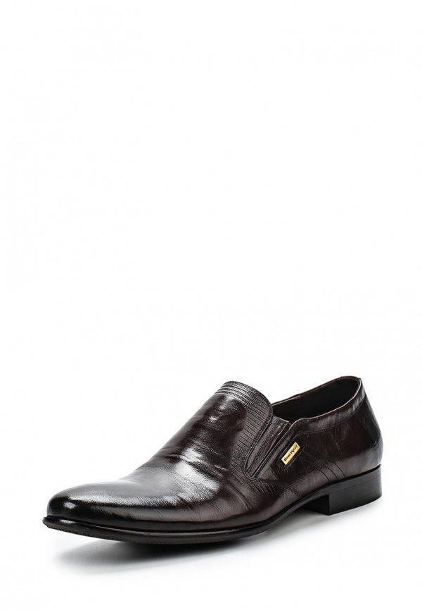 Туфли Dino Ricci 104-199-14 коричневые