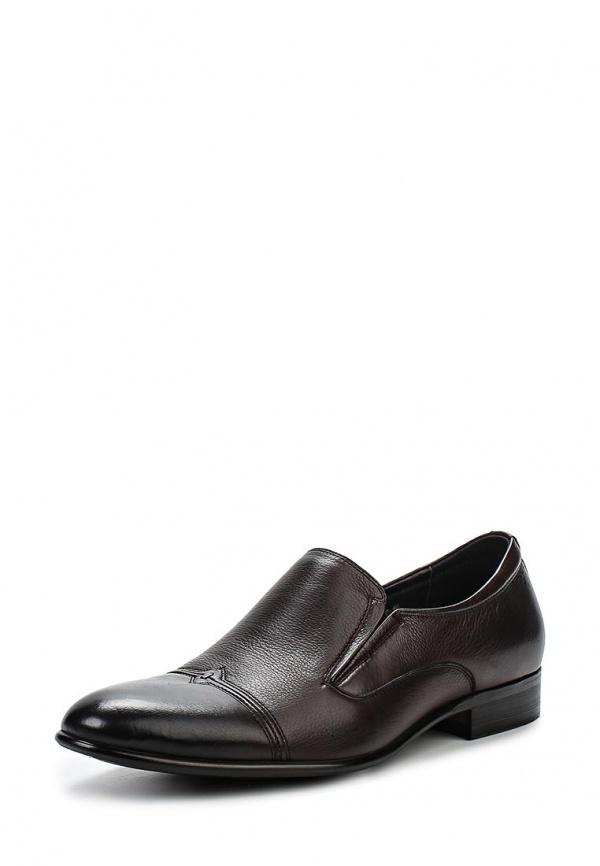Туфли Dino Ricci 116-08-46 коричневые