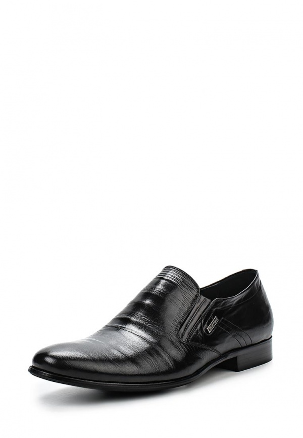 Туфли Dino Ricci 104-199-13 чёрные