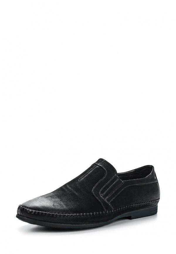 Туфли Dino Ricci 104-87-78 чёрные