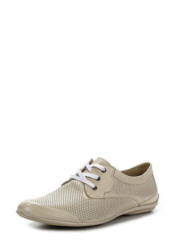 Туфли Dino Ricci 109-81-07 бежевые
